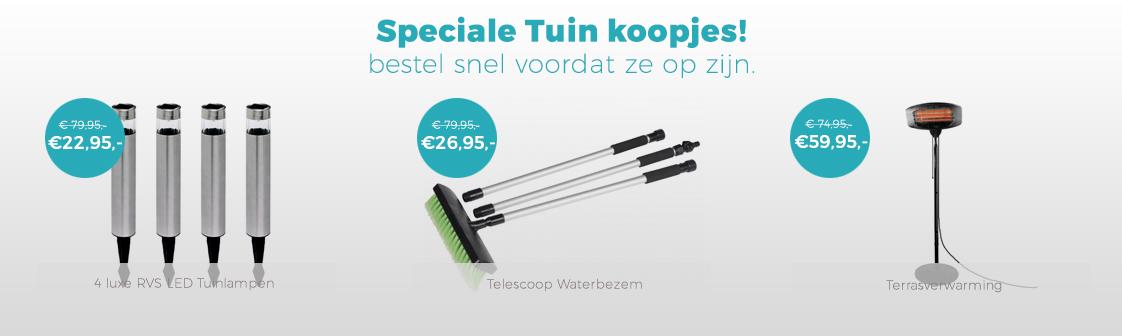 Webshop-outlet-Tuin-koopjes aanbieding
