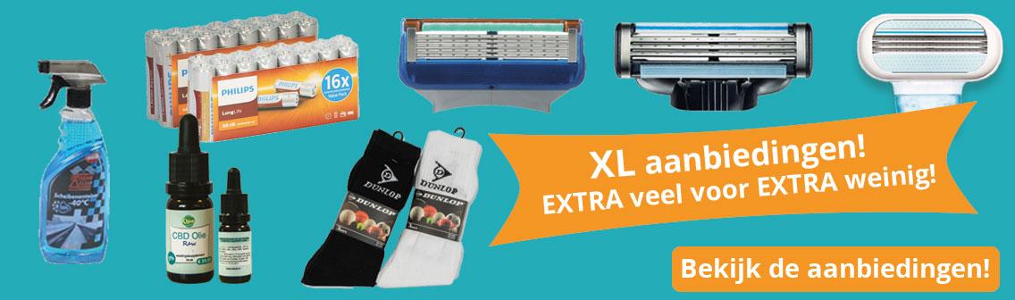 XL-aanbiedingen