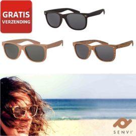 Senvi zonnebrillen aanbieding