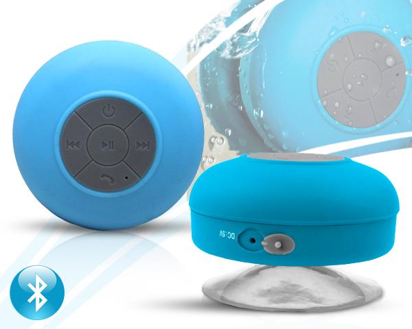 Waterdichte bluetooth speaker - AANBIEDING nu €23,95 incl. verzending