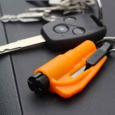 Lifehammer sleutelhanger