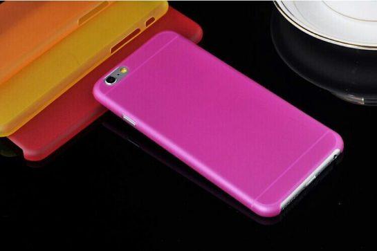 iPhone 6 plus roze case