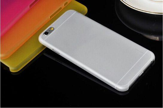 iPhone 6 plus transpirant case