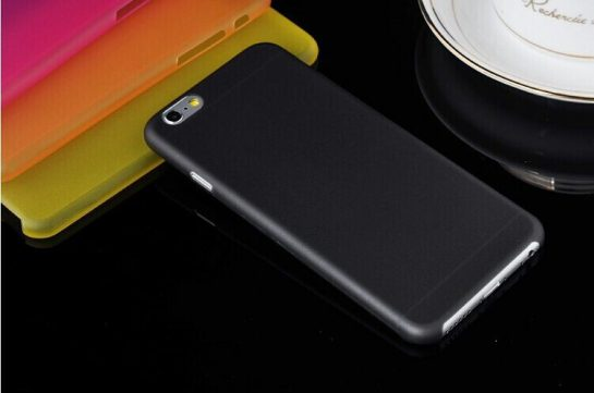 iPhone 6 plus zwart case