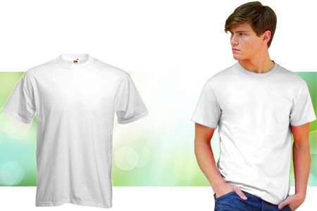 Fruit of the Loom T-shirts aanbieding