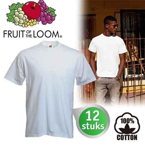 Fruit-of-the-Loom-Tshirts-aanbieding