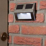 LED buitenlamp Zonne-energie