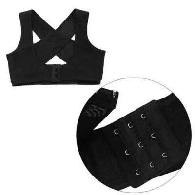 Zwarte-dames-rugband-korting