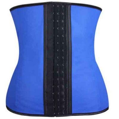 Latex-waist-trainer-blauw-aanbieding