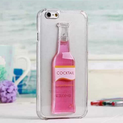 Cocktail iPhone case aanbieding