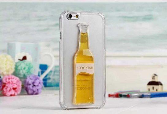 Cocktail iPhone case aanbieding