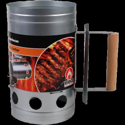 Houtskool starter voor je barbecue