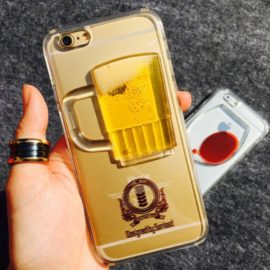 iPhone bier case aanbieding