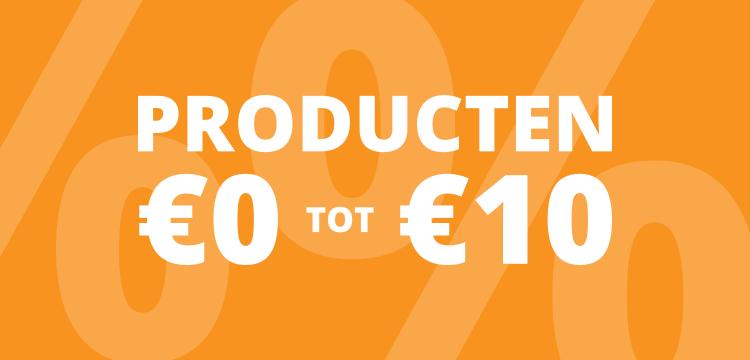 cadeaus onder de 10 euro