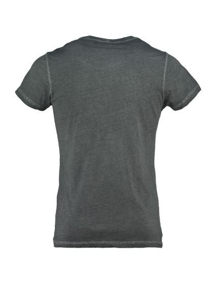 Nickelson heren t-shirt Maggiore smoke