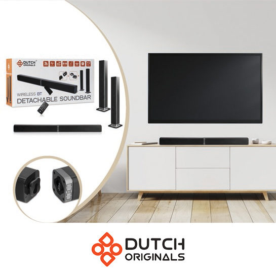 Soundbar Dutch Originals 14