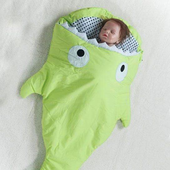 Haaien-slaapzak-aanbieding