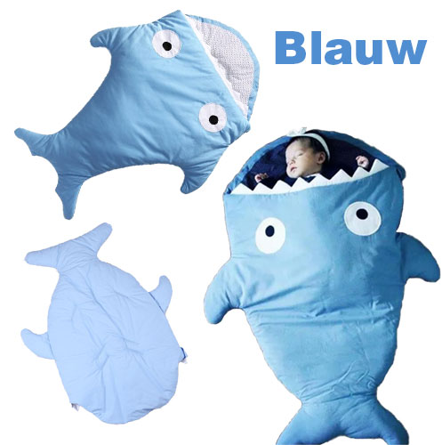Haai-slaapzak-aanbieding