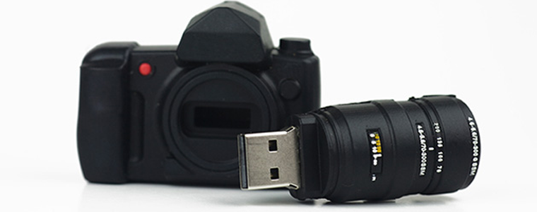 USB camera stick 8 gb aanbieding