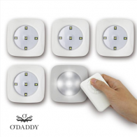 O'DADDY Lumi Light 6 delige set aanbieding