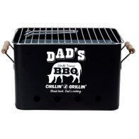 Retro BBQ Tafelbarbecue aanbieding