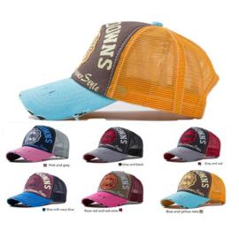 Baseball caps collectie