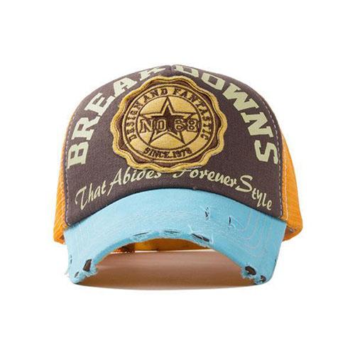 Voorkant baseball cap
