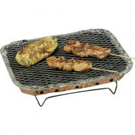 Wegwerpbarbecue-aanbieding