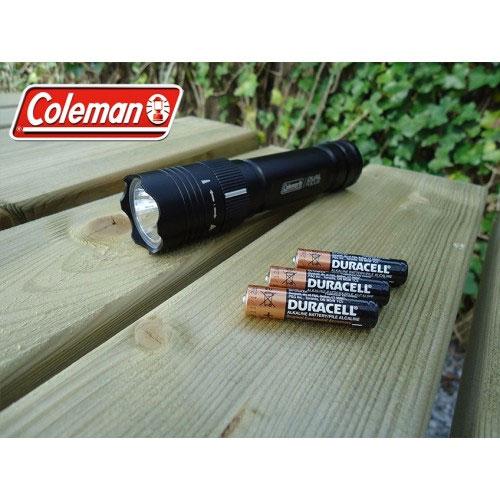 Coleman-zaklamp-actie