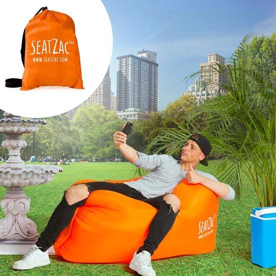 SeatZac-oranje