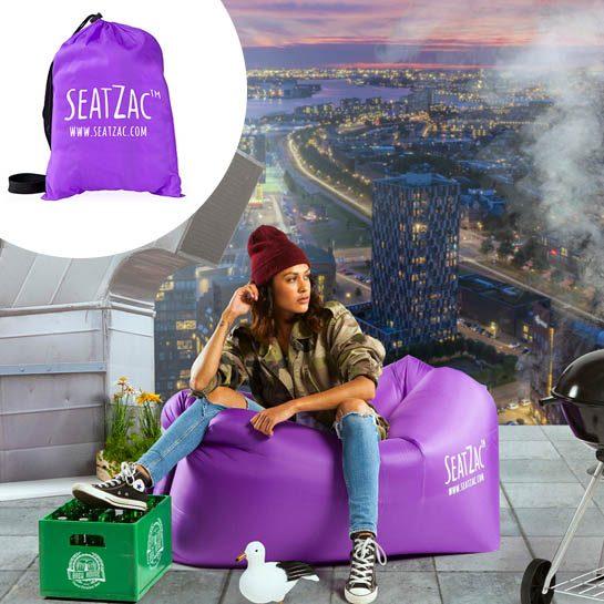 SeatZac-paars