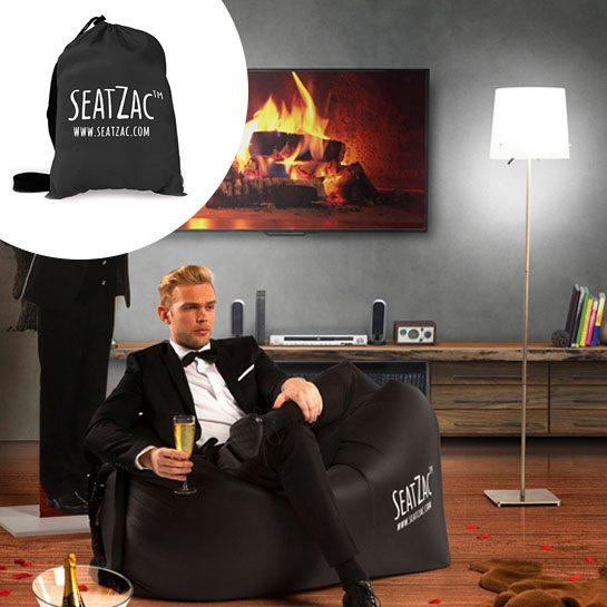 SeatZac-zwart