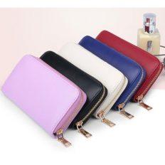 Zipper wallet aanbieding