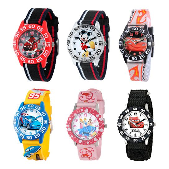Disney-kids-horloges