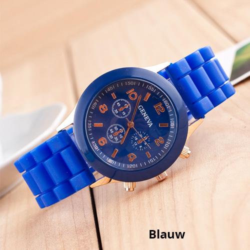 dameshorloge-blauw