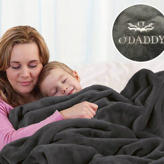 fleece-deken-aanbieding