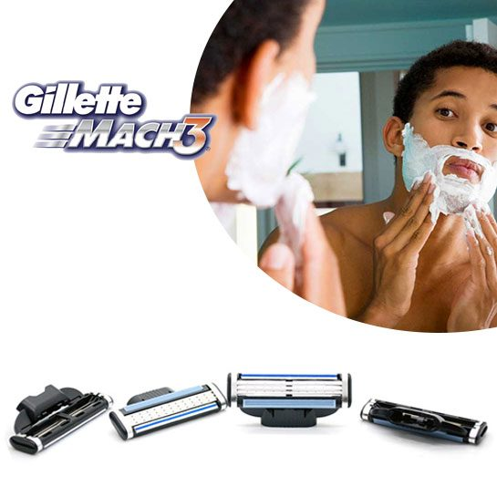 gillette-scheermesjes-mach3-aanbieding