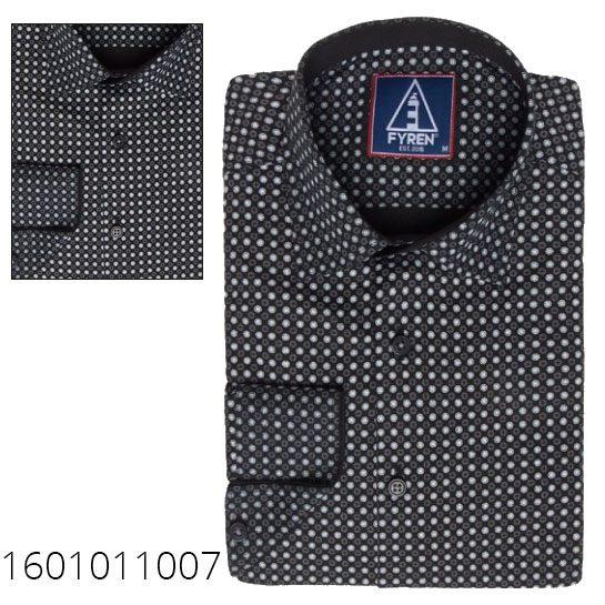 Overhemd Italiaans Design.Fyren Italiaanse Overhemd Aanbieding Webshop Outlet Nl
