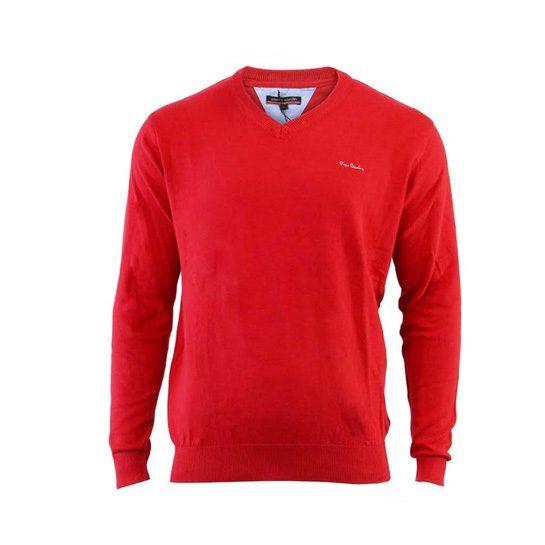 pierre-cardin-pullover-rood