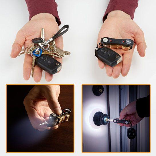 Key-organizer-aanbieding