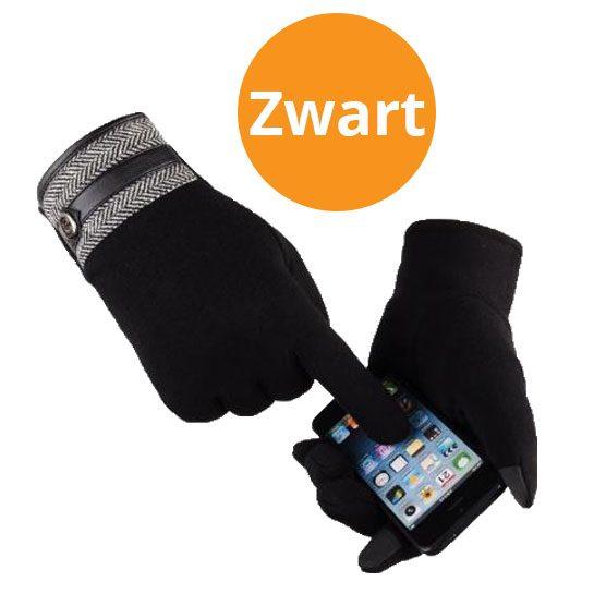 touch-handschoenen-zwart