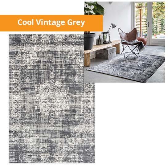 Cool Vintage Grey