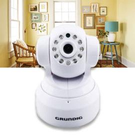 Grundig-beveiligings-camera-aanbieding