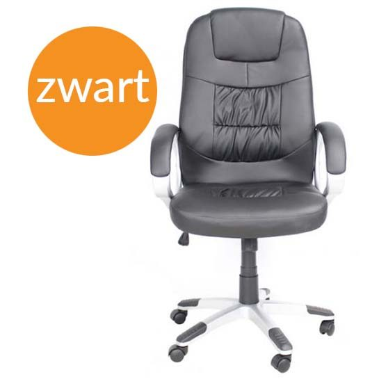 Bureaustoel Manager Zwart