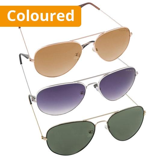 Zonnebril-aanbieding