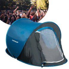 Dunlop pop-up tent