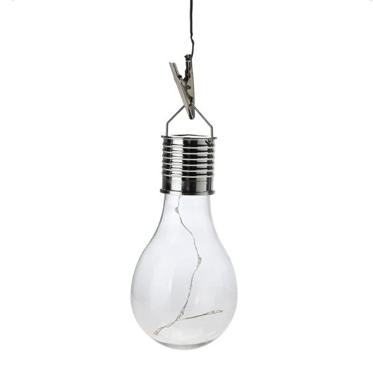 Solar lamp wit