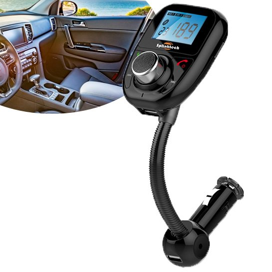 Bluetooth-carkit-fm-transmitter