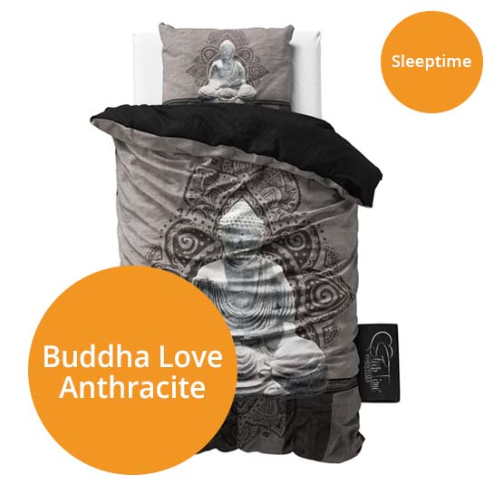 Buddha Love Anthracite