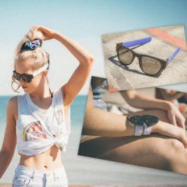 Oprolbare-zonnebril